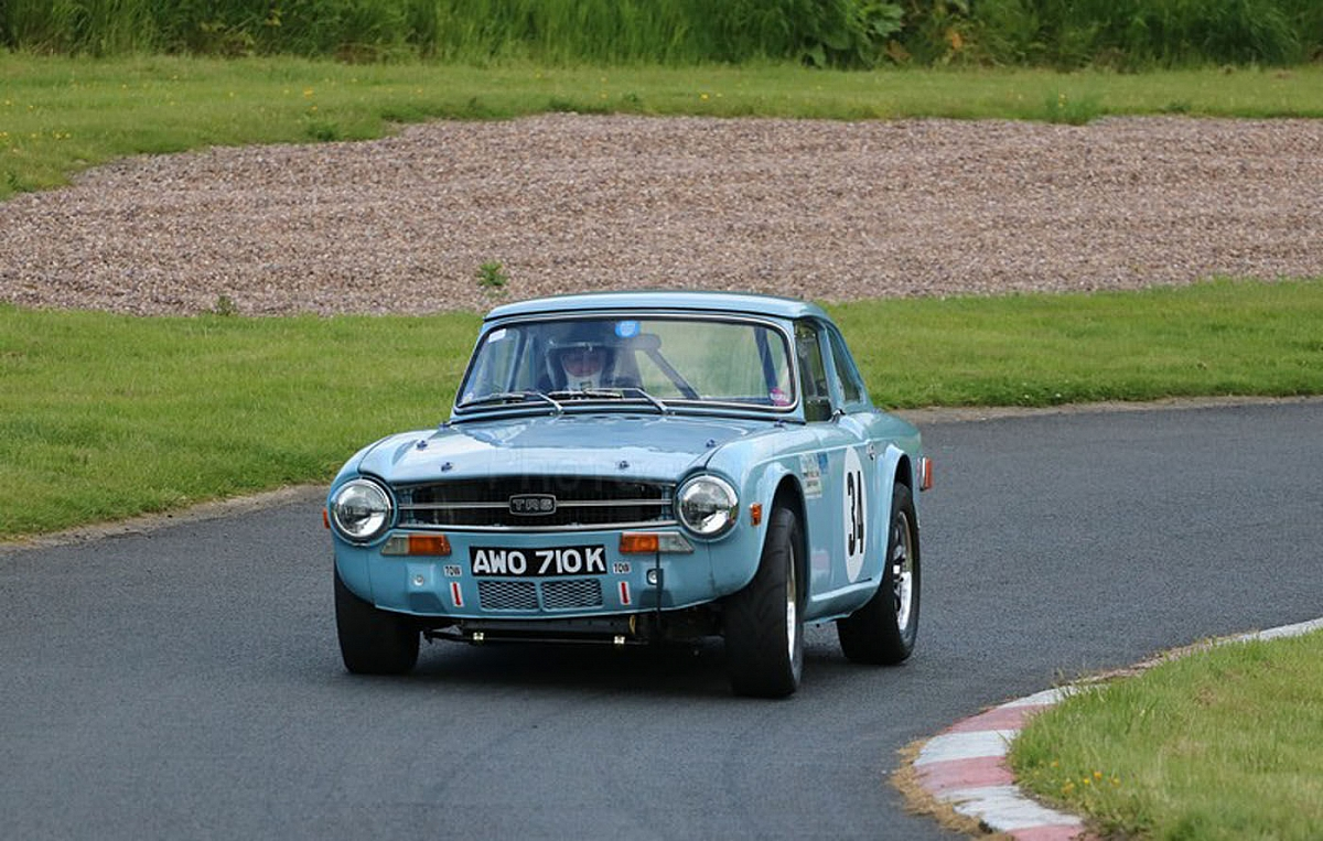 Cleveland Group TR Register - Harewood Hill Climb