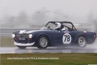 Snetterton Swinging Sixties Race Day 2019