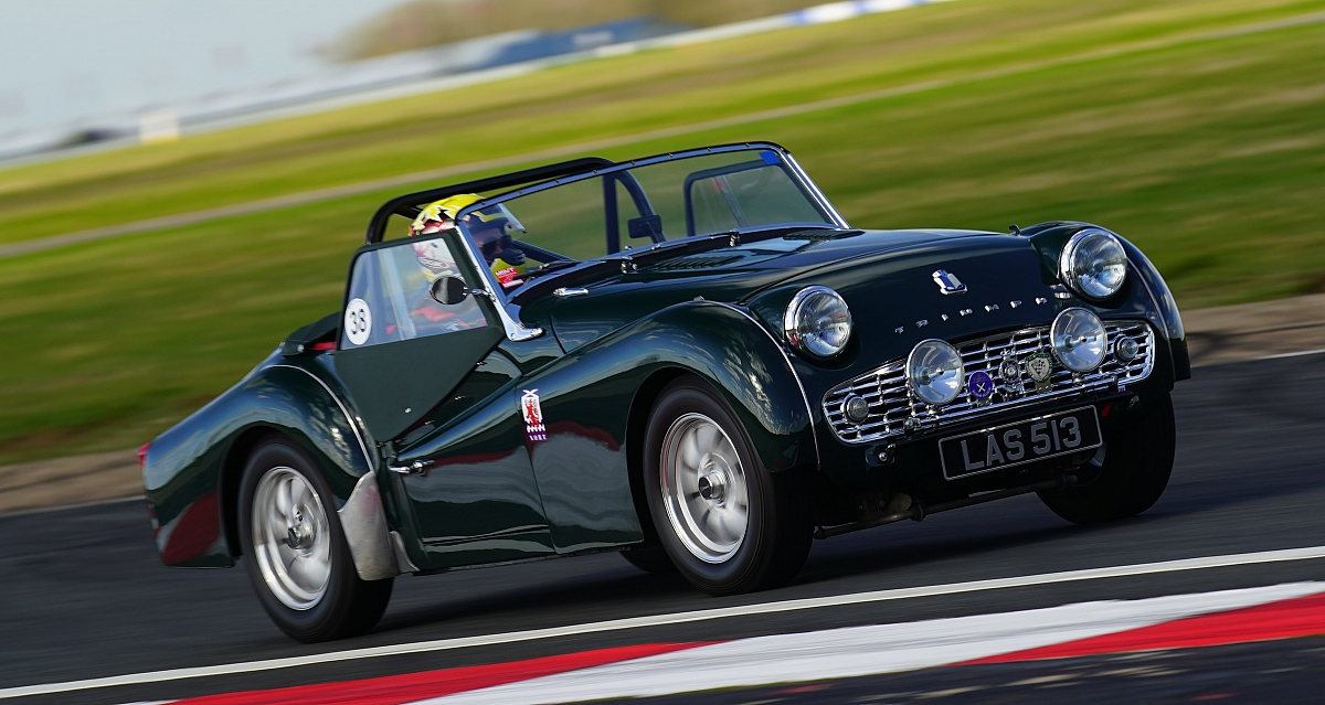 Blyton Park track day NOW SOLD OUT