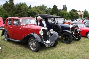 Stafford & Warwick Group - Toddington Classic Car Show