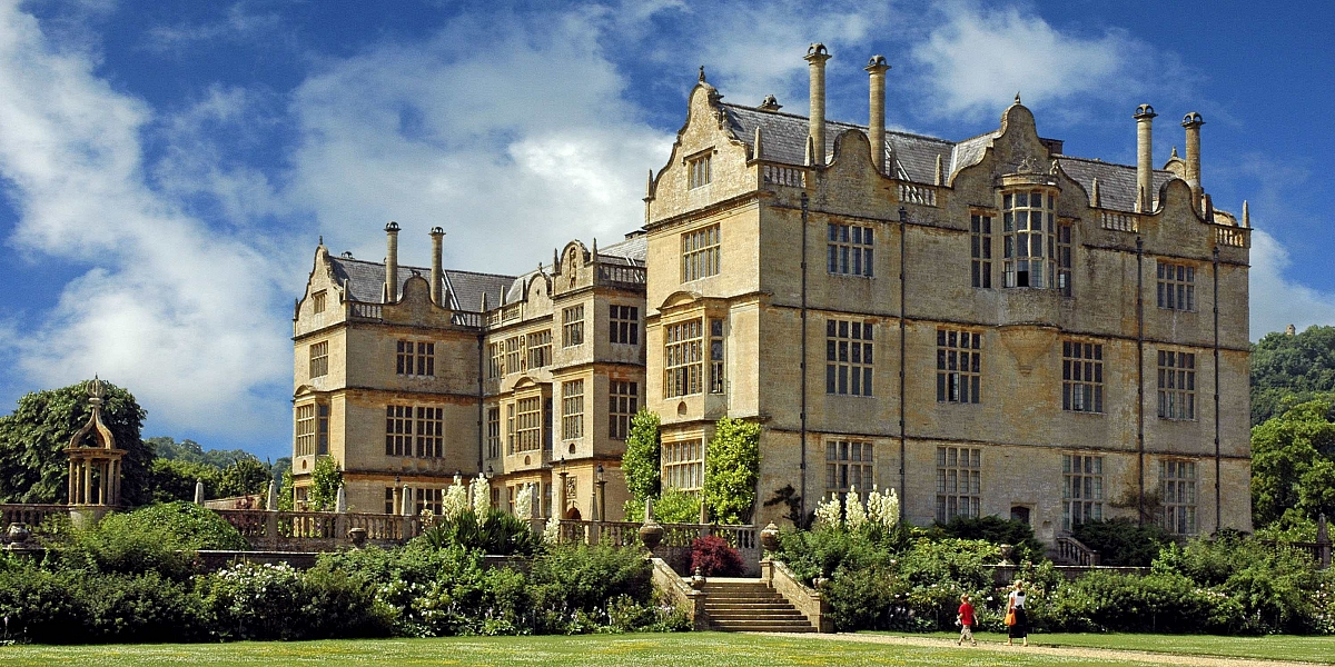 Run to Montacute House - 14th April 2019