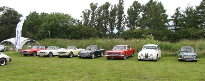 Cleveland Group - York Bird Of Prey Centre – Annual Classic Car Day