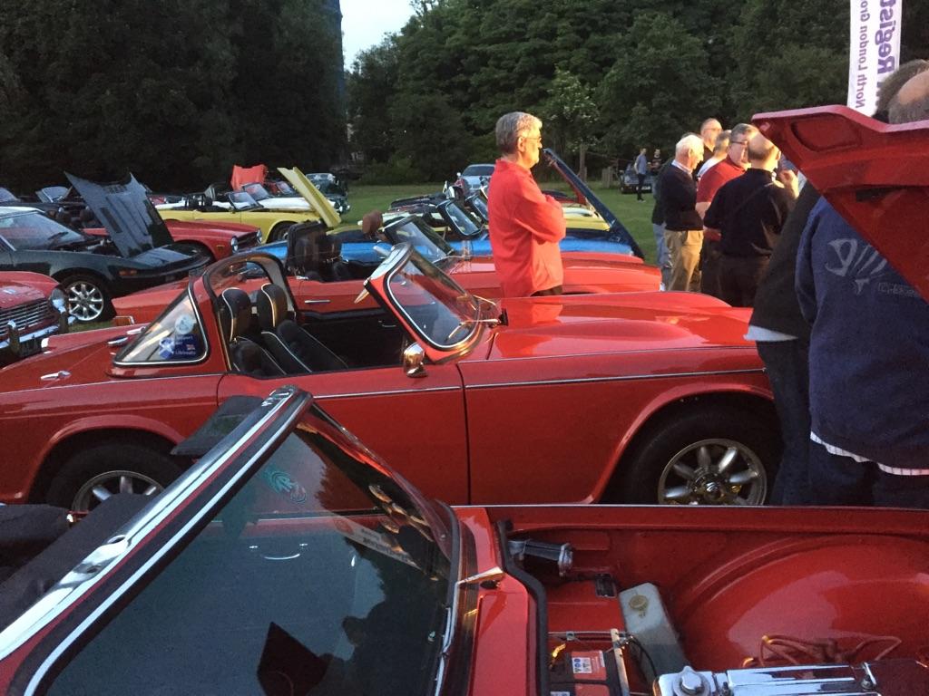 North London Group Regular meeting & Shiny Car Night