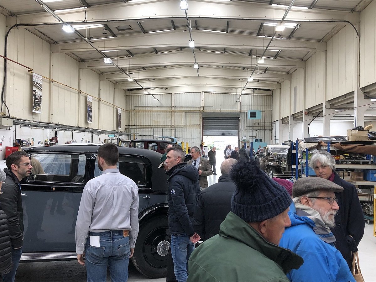 Drive it Day and May events