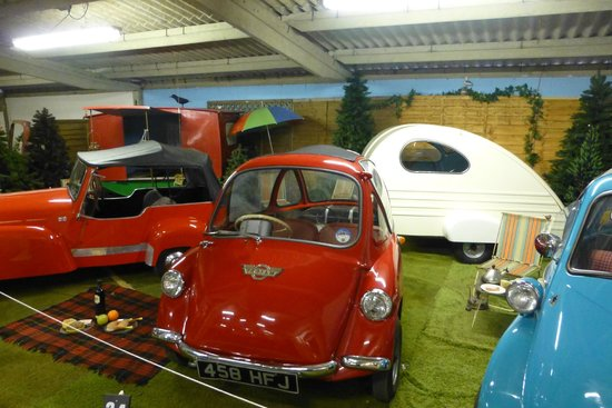 Camb Followers- Bubble Car Museum Visit- CANCELLED