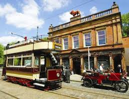 White Rose Drive it Day - Crich Tram Museum