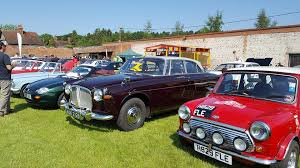 Abbott& Stour - Classic Car Show at Elveden