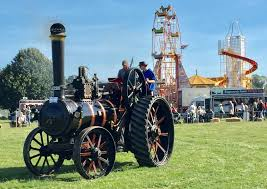 Abbott & Stour - Grand Henham Steam Rally