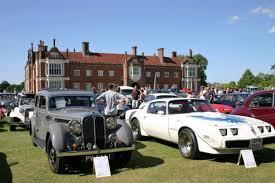 Abbott & Stour - Show at Helmingham