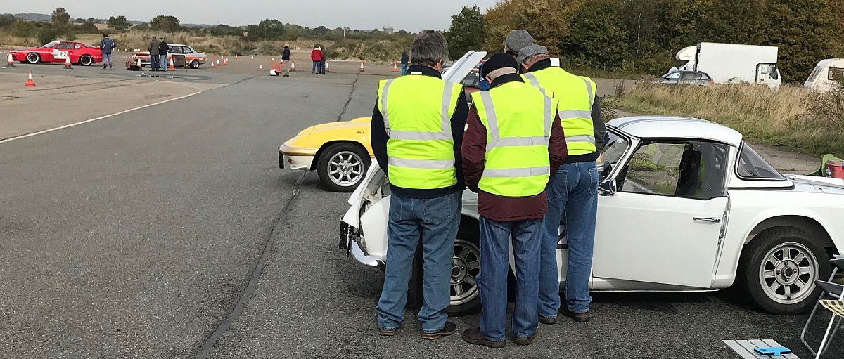 Your chance to try a Trackday