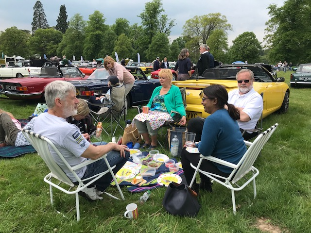 LTRG Celebrate the TR6 Turning 50