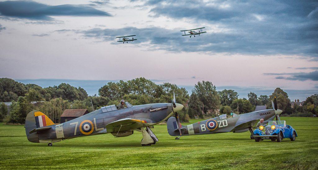 Windsor Forest Group - Shuttleworth Flying Festival