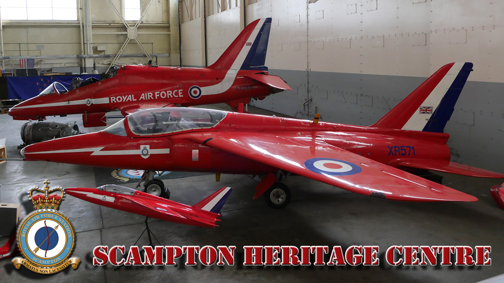 Camb Followers- Scampton Heritage Centre (POSTPONED)