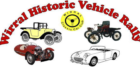 Red Rose Group - Wirral Historic Vehicle Rally 2019