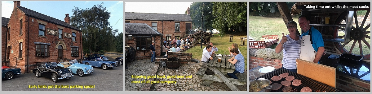 Derbyshire Dales July Club Night and BBQ,
