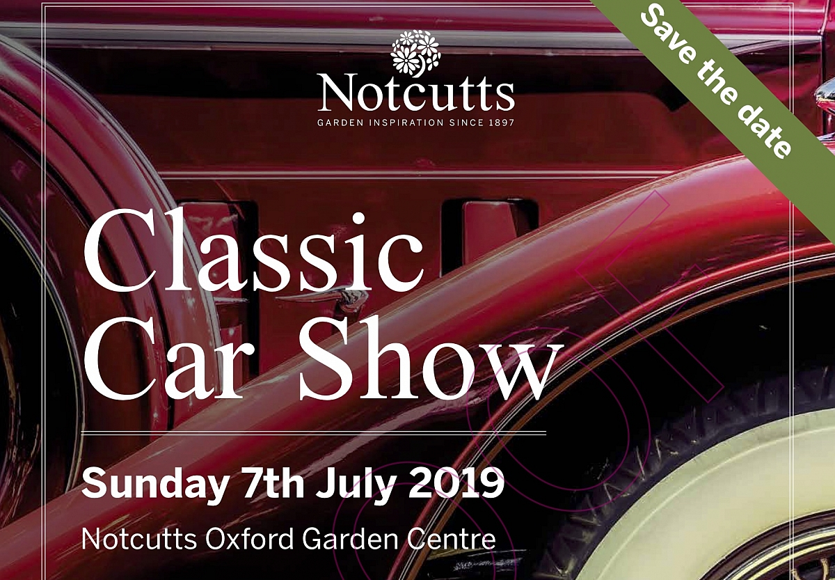Ridgeway Group - Notcutts Oxford Classic Car Show