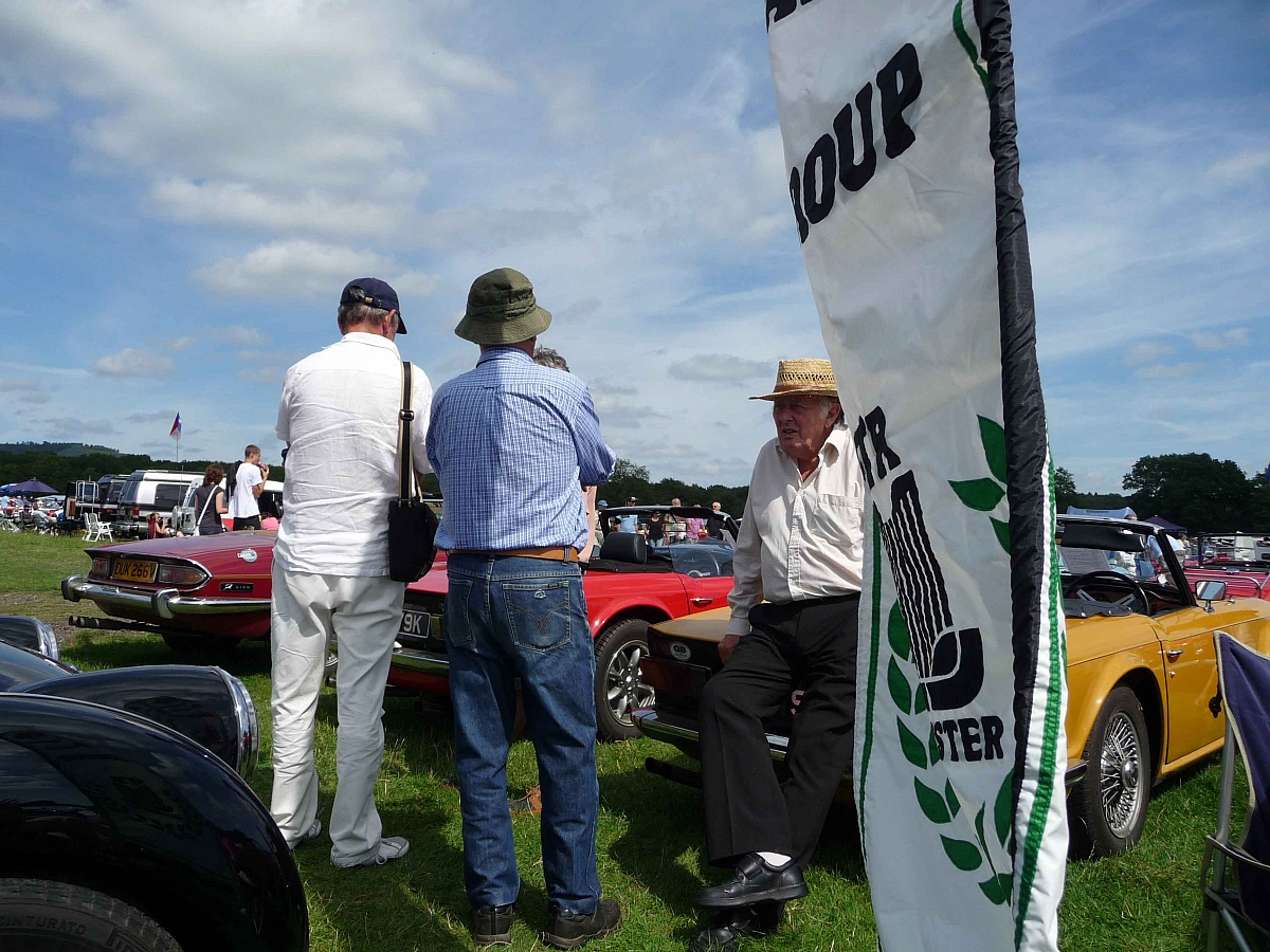 Thames Valley Annual Visit to the Cranleigh Classic Car Show and Autojumble