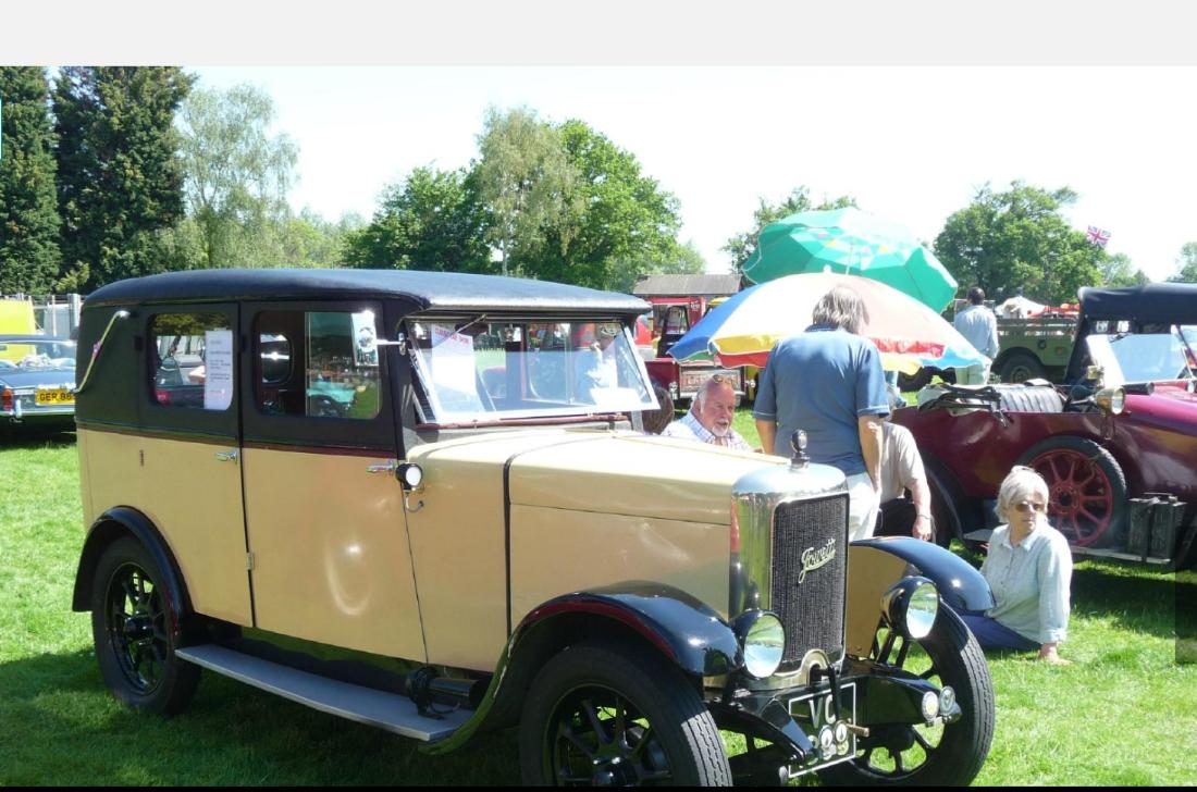 East Saxons - Langford Classic Car Show