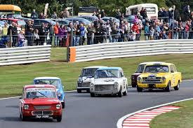 North Wales Group: Oulton Park Gold Cup