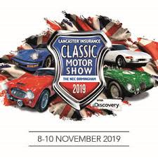 Lancaster Insurance Classic Motor Show, The NEC, Birmingham