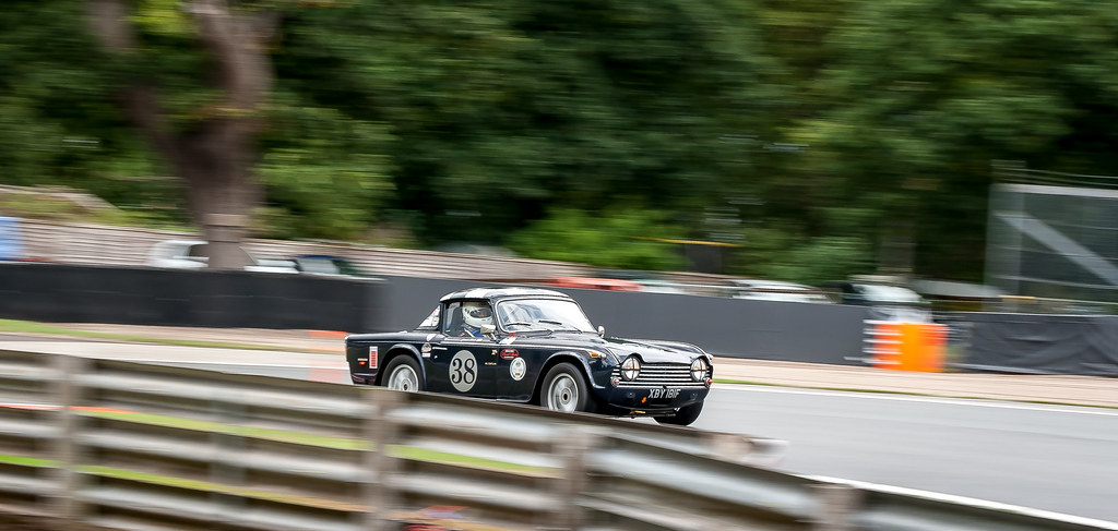 TR Register Shropshire Run to meet and TR Register Red Rose Group for the Oulton Park Gold Cup