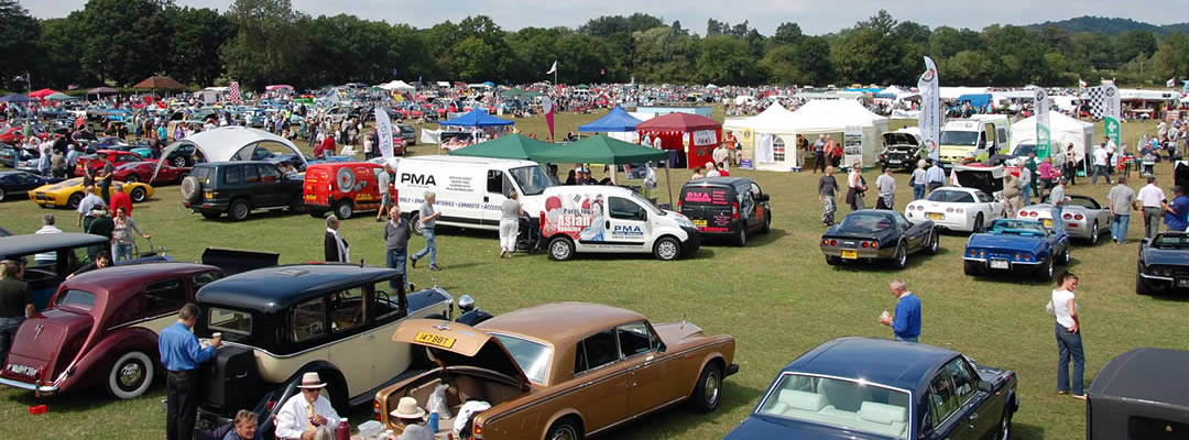 London Group - Cranleigh Lions Classic Car Show & Autojumble