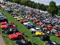 Clyde Valley - Biggar Car Show