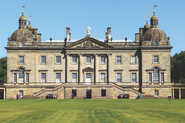 Camb Followers - Houghton Hall & Gardens Visit
