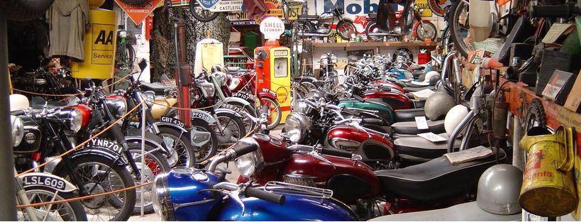 TR Register Cleveland Group visit to Craven Motor Collection