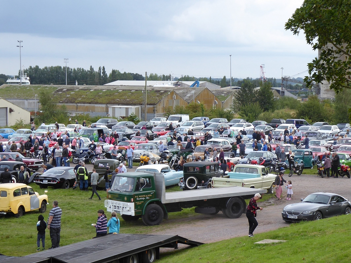 Sharpness Vintage Vehicle Gathering - 21st August 2019