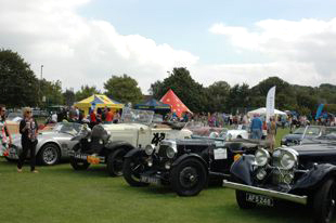 Thames Valley Group - Cobham Classic Car Show