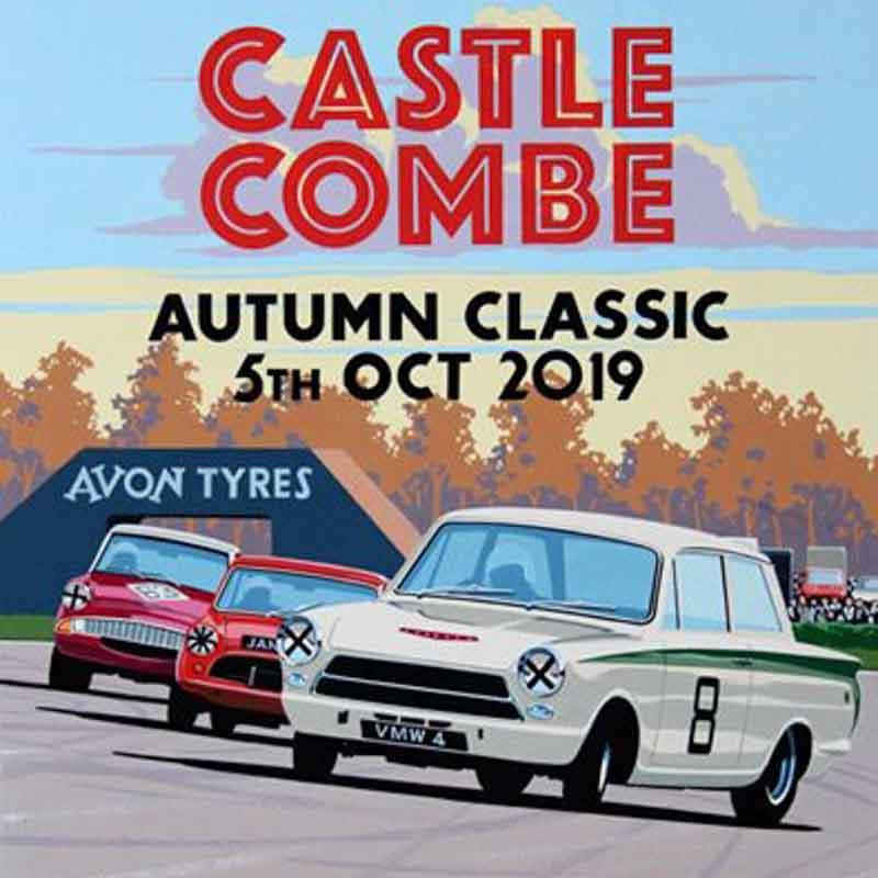 Brunel Group - Castle Combe Autumn Classic
