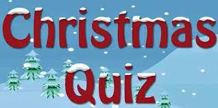 Birmingham Group - Christmas Quiz