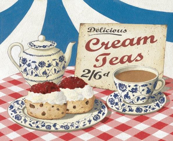 Wessex Group - Cream Tea Run