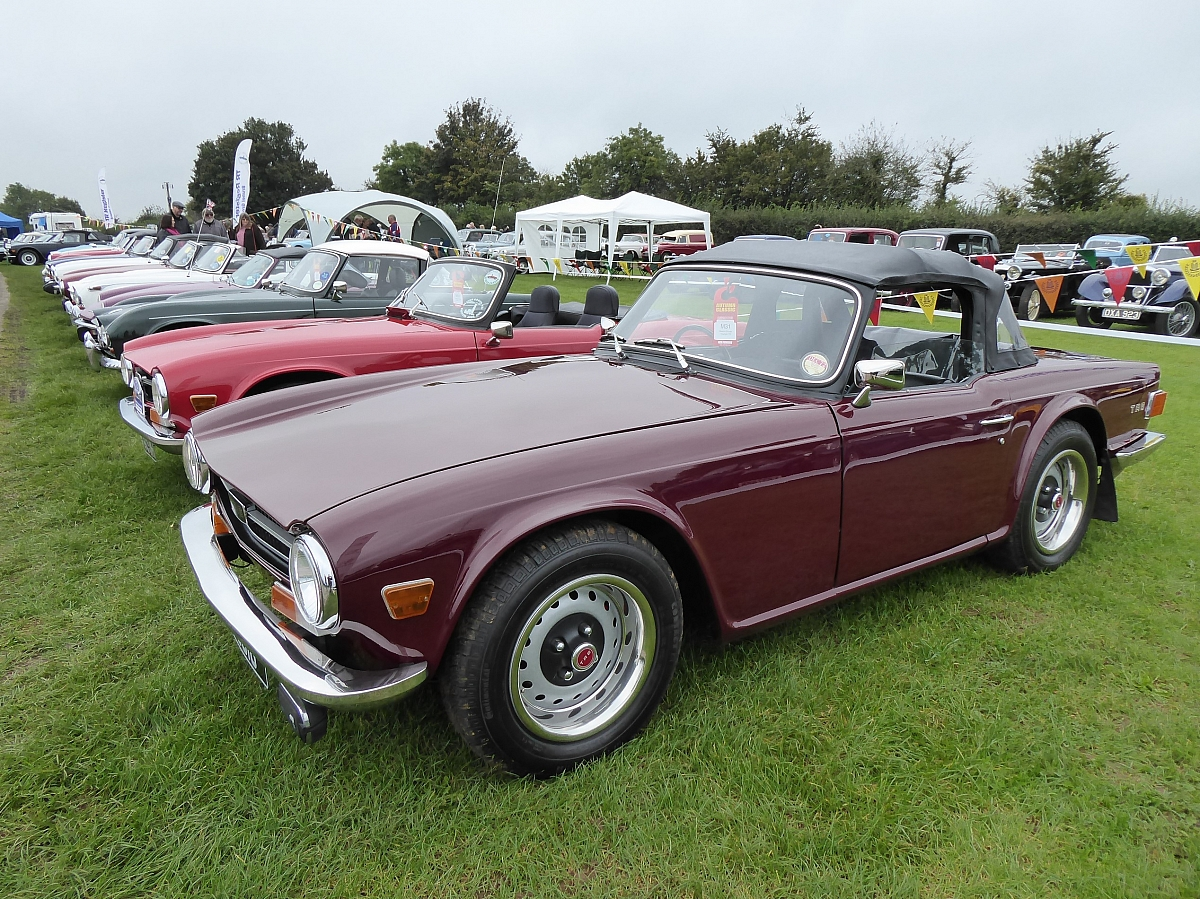 Castle Combe Autumn Classic - 5th October 2019