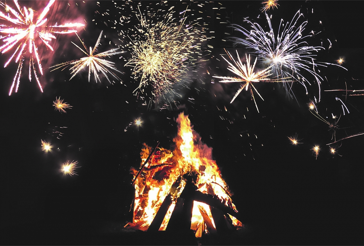 Glavon Bonfire Party - 9th November 2019