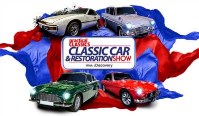 Practical Classics Classic Car & Restoration Show- NEW DATES