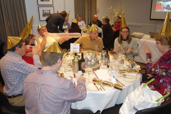 Windsor Forest Christmas Lunch and AGM