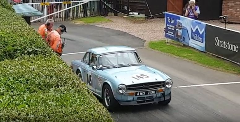 2019 - A DIARY OF JIM JOHNSTONE'S RACING SEASON IN HIS 1971 TRIUMPH TR6