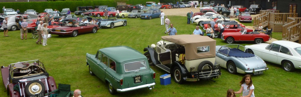 CANCELLED - Abbott & Stour - Kings Lynn & District Motor Club Run