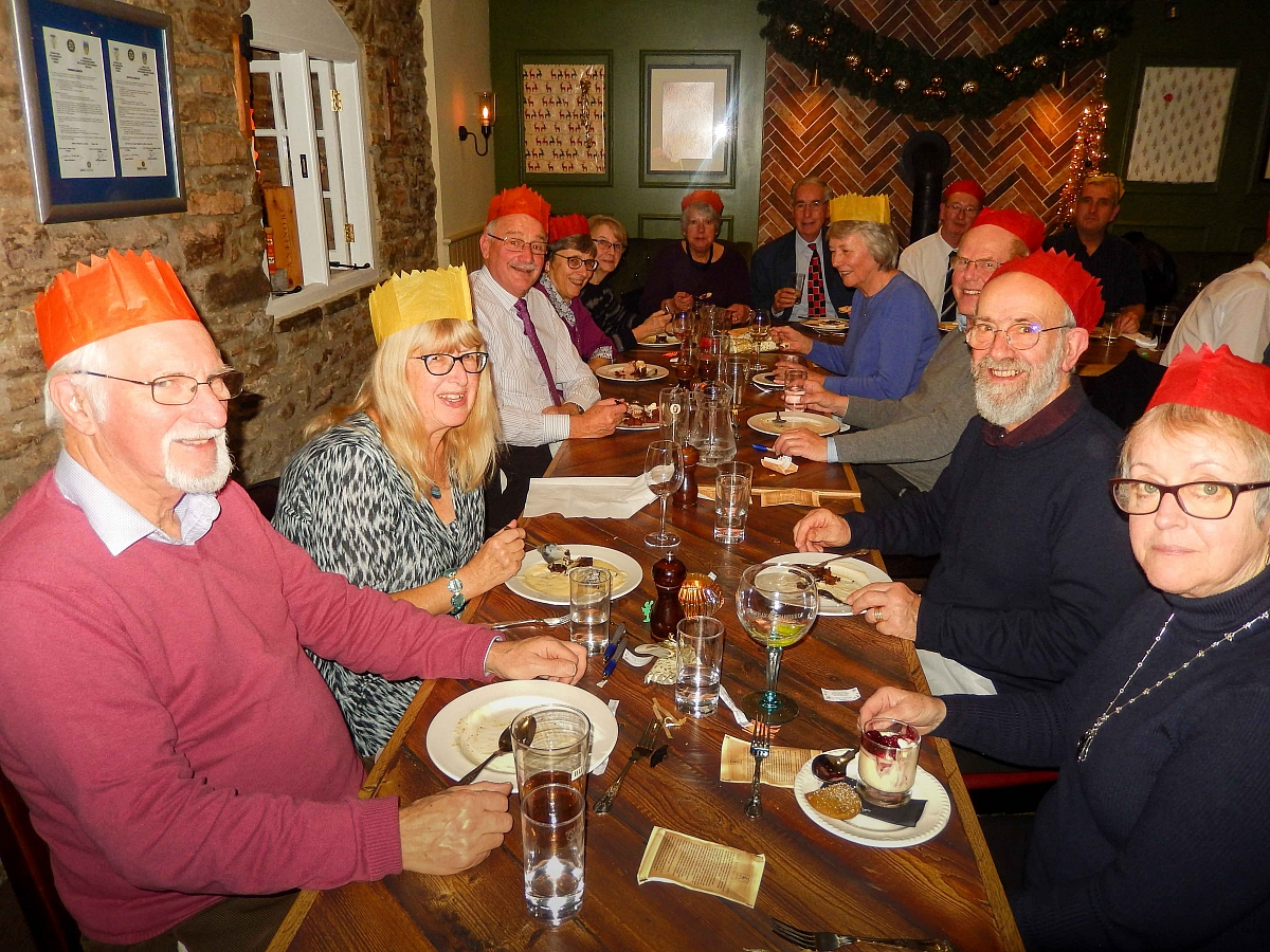Brunel Group Christmas Dinner 2019