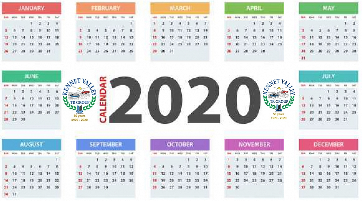 Kennet Valley TR Group Events Calendar 2020 - Issue 1