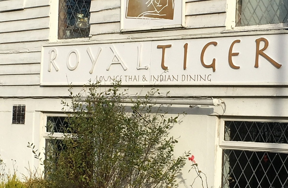 Essex Group Royal Tiger and Anniversary Run