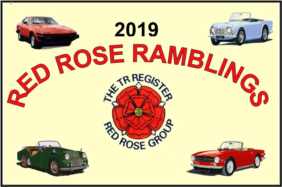 Red Rose Ramblings Annual Report 2019