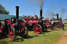 CANCELLED - Abbott & Stour - Steam Rally @ Woolpit