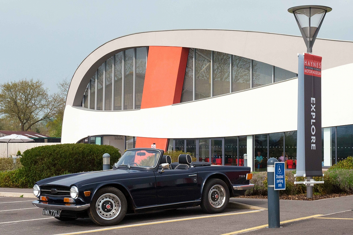 Brunel Group - Haynes Classic Car Breakfast Club