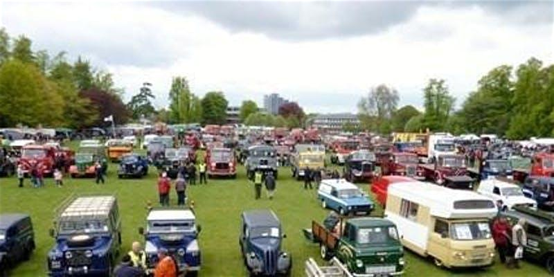 POSTPONED - London Group - Basingstoke Festival of Transport