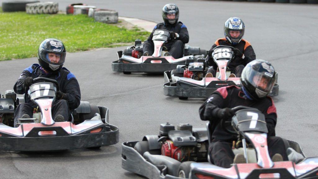 POSTPONED - London Group - Go Karting