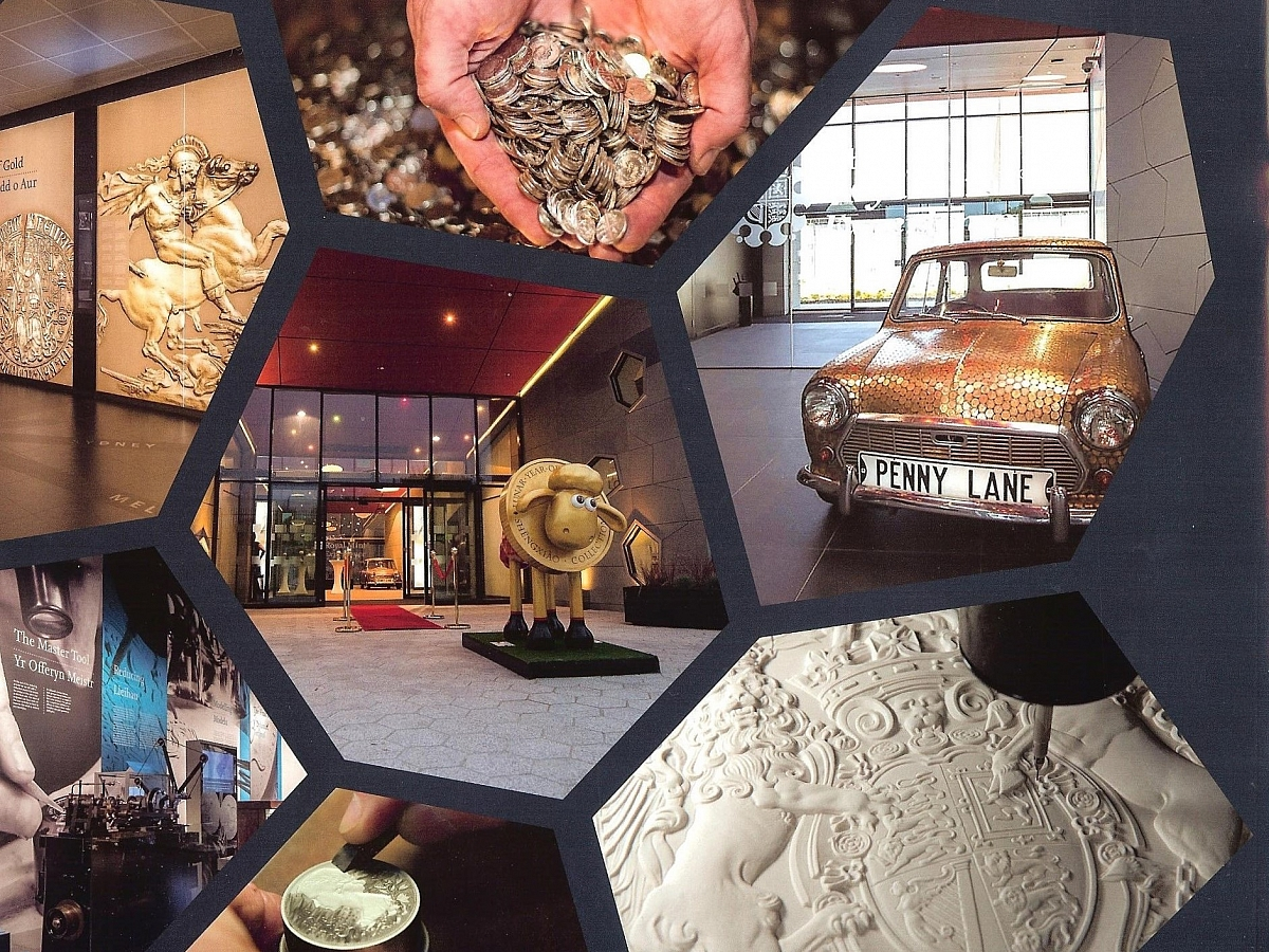 Glavon Group visit to The Royal Mint - 2nd February 2020