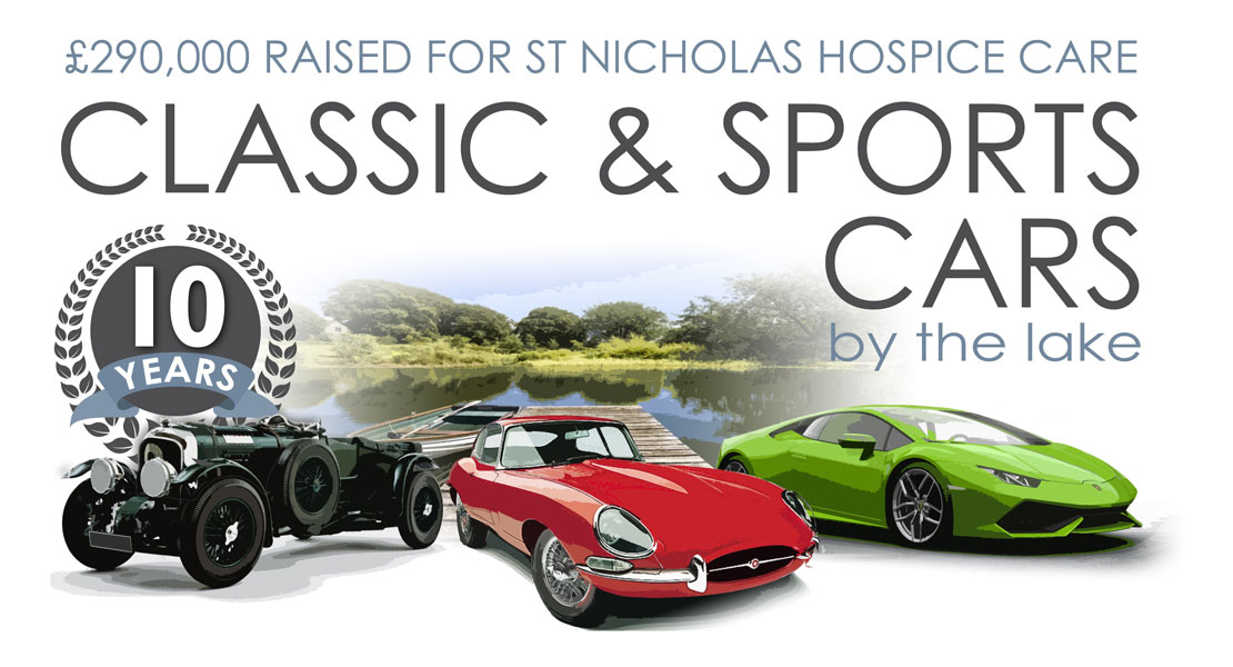 CANCELLED - Abbott & Stour - Cars by the Lake @ Fornham